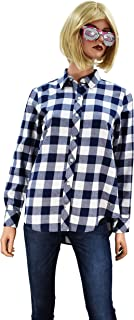 Women's Flannel Relaxed Fit Shirt