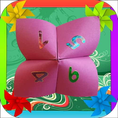 Cootie Catcher 8in1