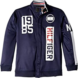 bd732b29cffe Tommy Hilfiger Adaptive Sweater with Magnetic Buttons and Mock ...