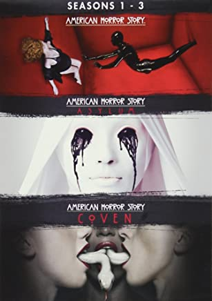 American Horror Story Seasons 1-3