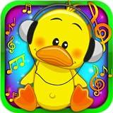 bambino bambini Ducky ninne nanne - musica vivaio per dormire, il rumore bianco e rime Lullaby per i bambini