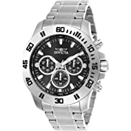 Invicta Men's Specialty Quartz Stainless Steel Watch (21481)