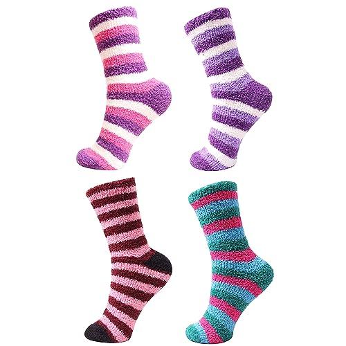 Weird Fuzzy Socks 6