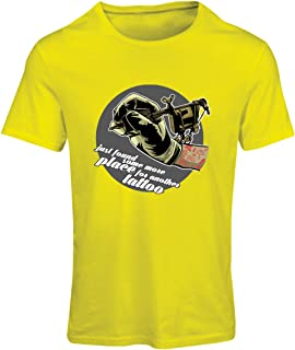 Amazon.es: Amarillo - Camisetas y tops / Otras marcas de ropa: Ropa