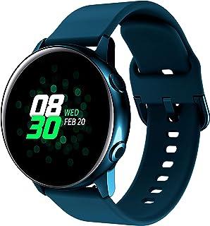 SUNDAREE Compatible con Correa Galaxy Watch Active 2,20MM Si