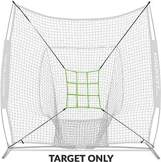 Rukket Baseball/Softball Adjustable Pitching Target   Practice Throwing (Adjustable Strike Zone Target) Frame and Net Sold...