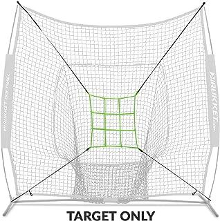 Rukket Baseball/Softball Adjustable Pitching Target | Practice Throwing (Adjustable Strike Zone Target) Frame and Net Sold Separately.