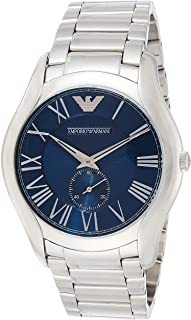 Emporio Armani Men's 'Dress Quartz Stainless Steel Casual Watch