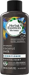 Herbal Essences Biorenew Coconut Milk Hydrate Conditioner, 1.4 FL OZ