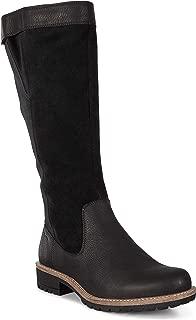 Ecco Womens Elaine 244803 Nubuck Suede Boots