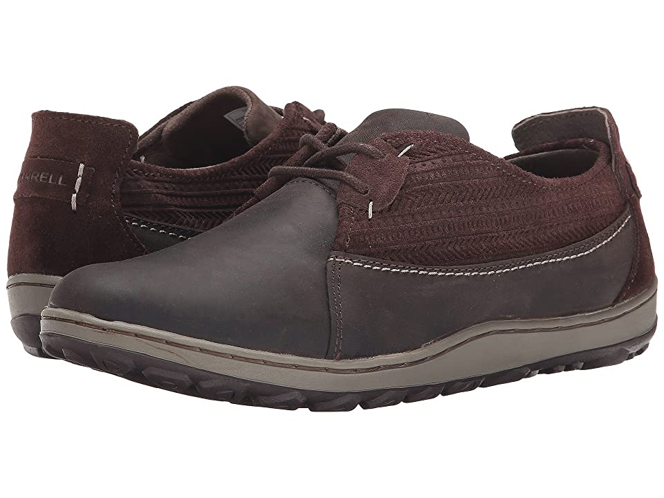Merrell Ashland Tie (Coffee Bean) Women