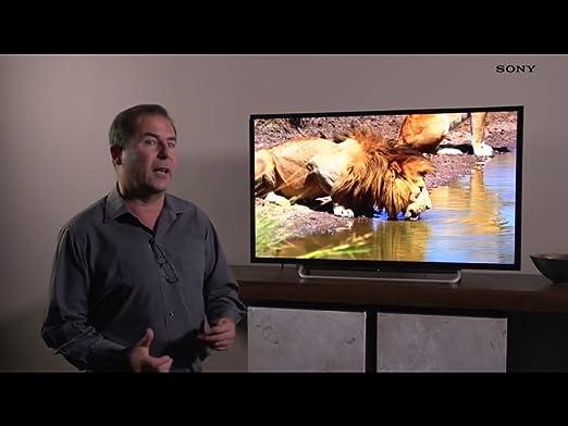 Sony KDL-40W605B - Tv Led 40 Bravia Kdl-40W605 Full Hd, Wi-Fi Y Smart Tv: Amazon.es: Electrónica