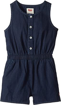 Levi's® Kids Woven Romper (Little Kids)