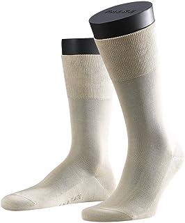 3 pairs of socks Falke Men 14662 Tiago SO Fashionable informal cotton sock, color:Sand;Socken & Strümpfe:45-46