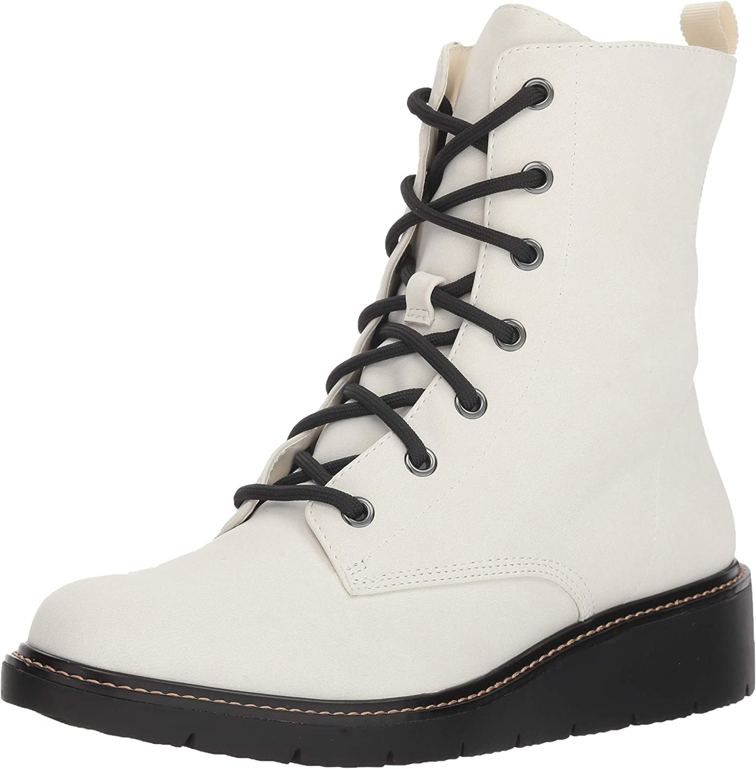 Dr. Scholl's Women's Straight up Combat Boot
