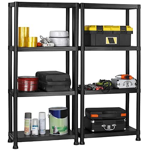 Lightweight Plastic Racking-100 available