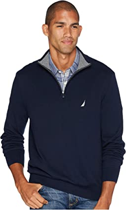 12 Gauge 1/4 Zip Sweater