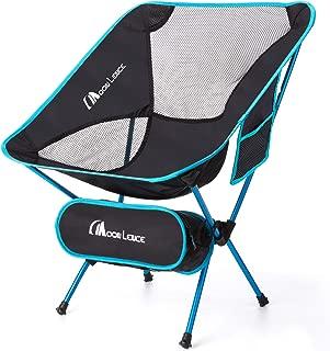 Moon Lence アウトドアチェア キャンプ椅子 折りたたみ コンパクト 超軽量 イス 収納バッグ付き ハイキング お釣り 登山 耐荷重150kg
