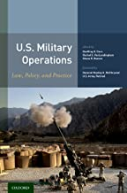 U.S. Military Operations: Law, Policy, and Practice (English Edition)