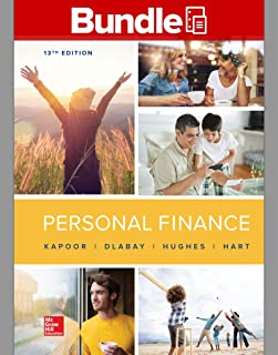 Gen Combo Looseleaf Personal Finance; Connect Access Card 13e