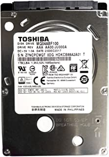 Toshiba 1TB Internal 2.5 inch SATA 7mm Laptop Hard Drive -MQ04ABF100