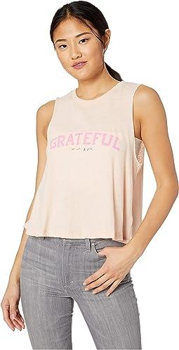 Grateful Crop Tank
