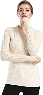 Best cable crew neck sweaters Reviews