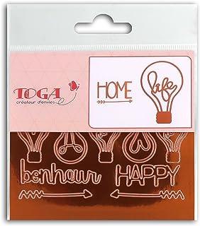 Toga Stickers, Autre, Cuivre, 10.5 x 12 x 0.1 cm