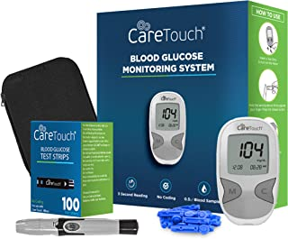 cheap glucose meter and strips