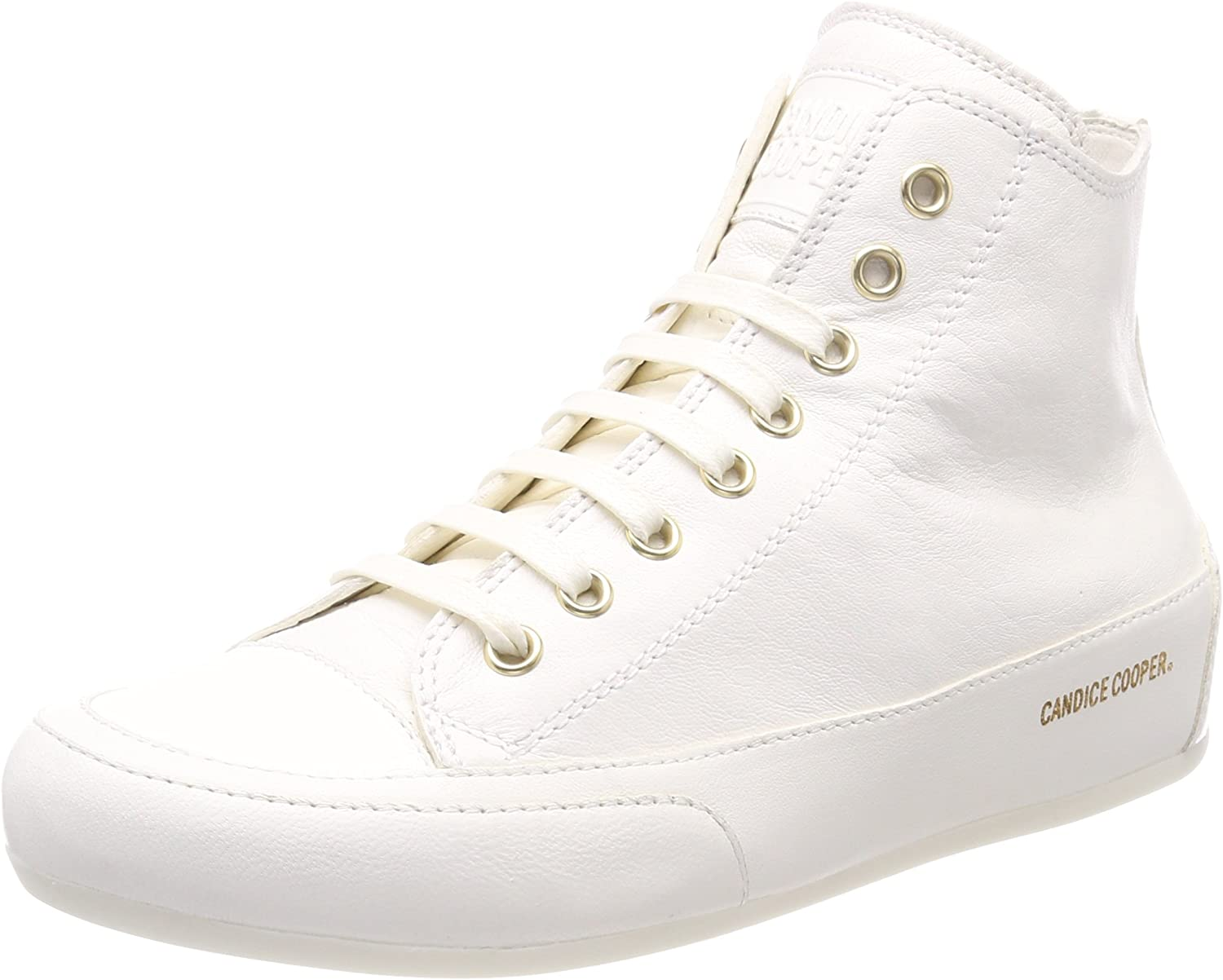 Candice Cooper Women's Allume Hi-Top Trainers