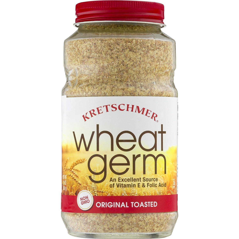 Kretschmer Choice Genuine Wheat Germ Original Toasted 12OZ OF 2 - PACK
