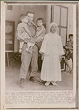 1969 Wire Photo Children Glenn Palmer John Maria Sacred Heart Orphanage 8X10