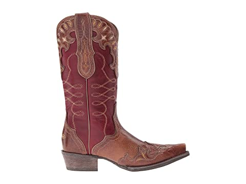 Best Barnwood Sarcelle Rouge Rose Ariat Zélé Greengingersnap seller rq1Fz48r