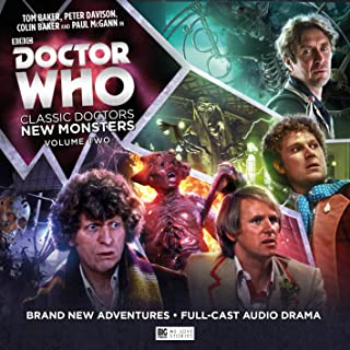 Doctor Who - Classic Doctors, New Monsters: Volume 2