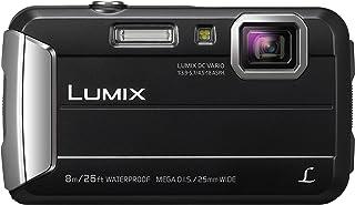 Panasonic DMC-FT30 - Cámara digital de 16.1 Mp (pantalla de 2.7 estabilizador de imagen zoom digital 4x zoom óptico 12x) negro [Versión Importada]