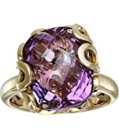 Miseno - Sea Leaf Amethyst Ring