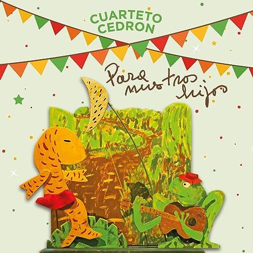 Polka de la Tarjeta de Cartón by Cuarteto Cedrón on Amazon ...