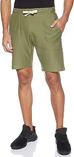 OVS Men's Bermudas Over The Knee/Shorts, Green (Deep Lichen Green)