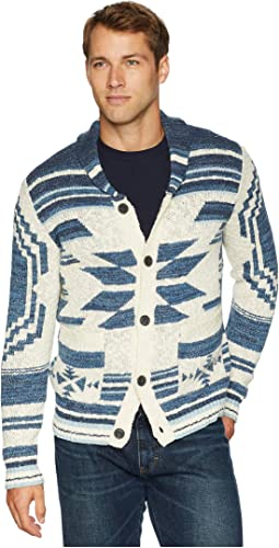 Heritage Shawl Cardigan Sweater