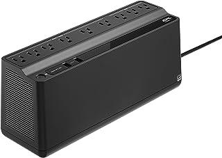 APC UPS BE850M2, 850VA UPS Battery Backup & Surge Protector, Backup Battery Uninterruptible Power Supply with (2) USB Charging Ports, APC Back-UPS Series