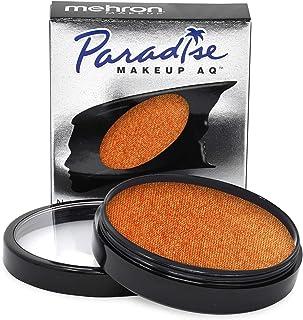(Brillant Orange Orange) - Mehron Makeup Paradise AQ Face & Body Paint (40ml) (Brillant Orange Orange)