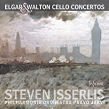 Elgar: Cello Concerto; Walton: Cello Concerto; Holst: Invocation