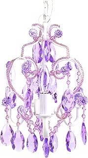 chandelier for toddler room