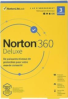 SYMANTEC NORTON 360 DELUXE 25GB