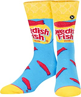 Odd Sox, Unisex, Food, Kids Candy Sweets, Crew Socks, Novelty Funny Crazy Cool