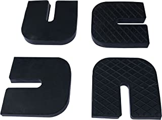 Best rubber shock pad Reviews