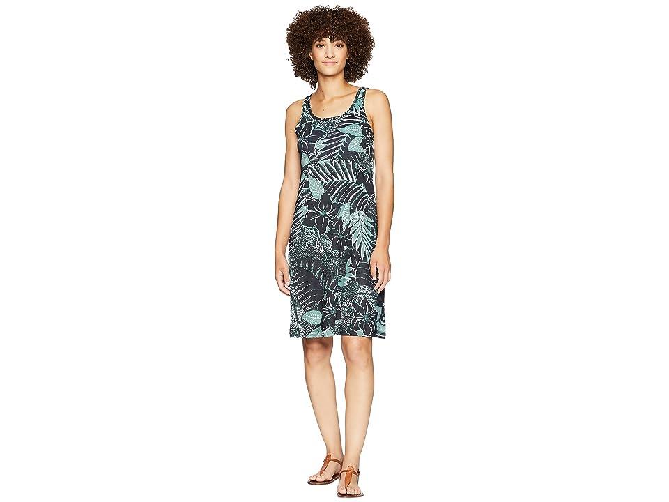 Columbia Freezertm III Dress (Black Hawaii Print) Women