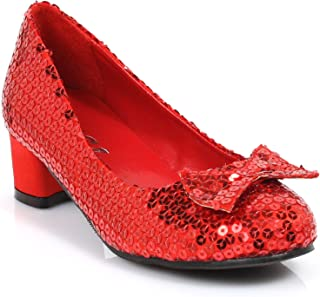 Best red glitter shoes size 4 Reviews