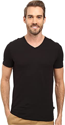 Calvin Klein Slim-Fit V-Neck T-Shirt