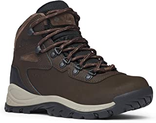 reputable site 1ab9b 4d6f7 Columbia Women s Newton Ridge Plus Suede Leather Trekking and Hiking Shoes